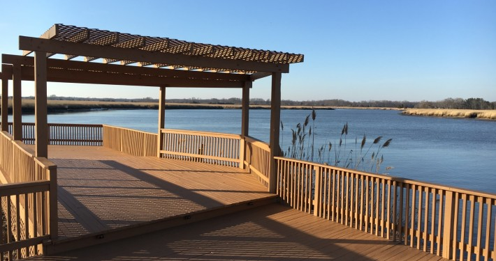 River Deck at Eagle Manor