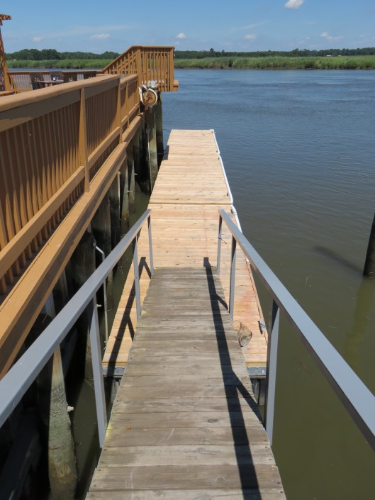 Eagle Manor Dock
