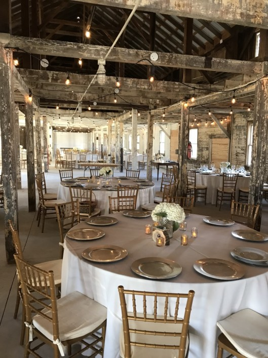 Eagle Manor Barn Tables