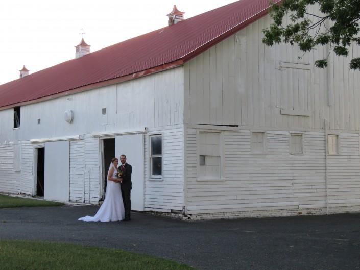 Eagle Manor Historic Barn
